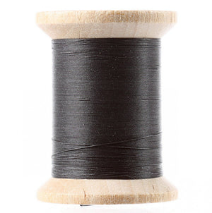 YLI  Cotton Hand Quilting Thread - Black- 500yds 211-05-BLK
