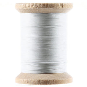 YLI  Cotton Hand Quilting Thread - White - 500yds 211-05-WHT