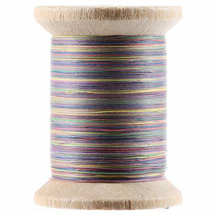 YLI Variegated Cotton Hand Quilting Thread - 400yds Primaries 21104-V11