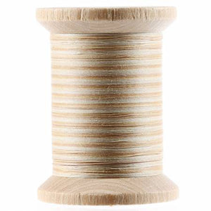 YLI Variegated Cotton Hand Quilting Thread - 400yds Pyramids 211-04-V81