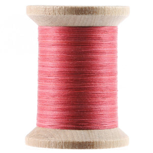 YLI Variegated Cotton Hand Quilting Thread - 400yds Reds 21104-V89