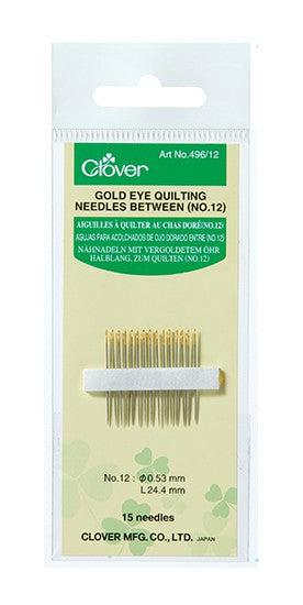 237/10 Gold Eye Sharp Needles(No. 10) 0.46 × 33.3 mm