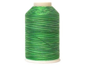 YLI Machine Quilting Thread - 40/3 Ply 3000 yards - 244 30 026-V84 Amazon RainForest