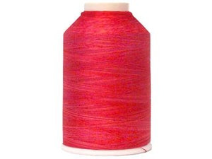 YLI Machine Quilting Thread - 40/3 Ply 3000 yards - 244 30 026-89V Beijing Red Square