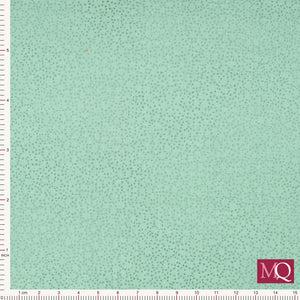 Quilters Basic from Stof Fabrics   Green spot 4513-834 £1.20/10cm