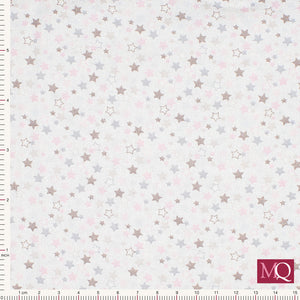 Quilters Basic Harmony by Stof - Stars 4520-115