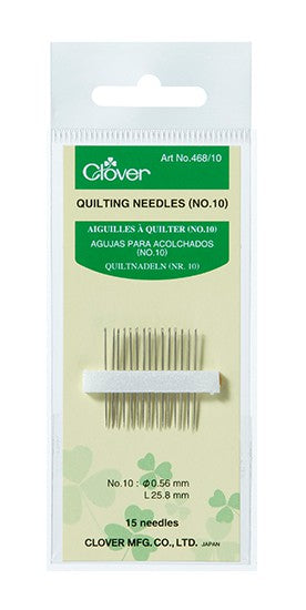 468/12 Quilting Needles(No. 12) 0.51 × 22.7 mm