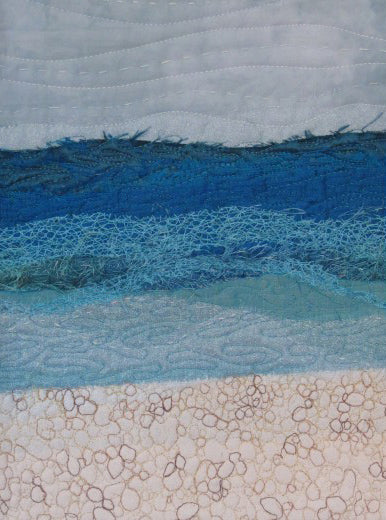 Landscape with Paula Simpson Saturday March 17th 10am to 4pm - Suitable for Beginners Sewing Machine Required