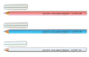 Water Soluble Pencil by Clover