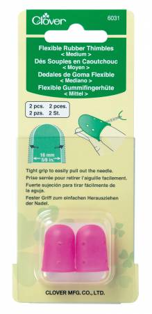 Flexible Rubber Thimble