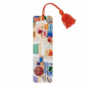 Book mark with Tassel from It Takes Two BK107