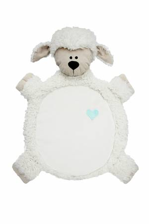 Complete Luxe Cuddle Kit My Lambie Ivory CKMYLAMBIE £42