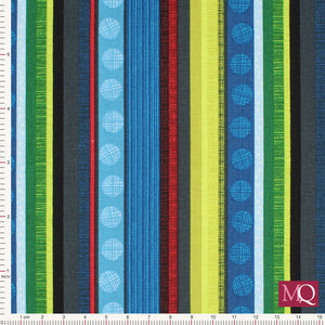 Forest Song by Nutex Stripe 89590/104 -  Now £8/m