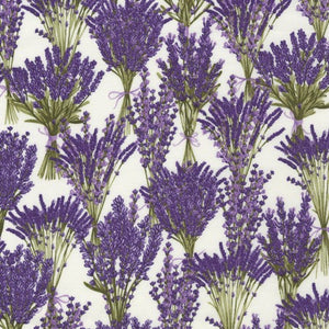 Lavender by Timeless Treasures Fabrics C5375 £1.40/10cm
