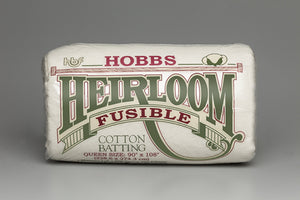 "92"" Fusible Hobbs Heirloom 80/20 Wadding - £14.00/metre"