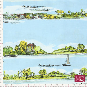 River Scene by Inprint  - RIVinp  £7.00 m