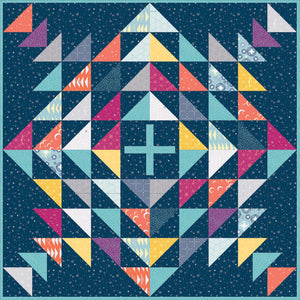 Splashdown - Quilt Kit - from Maywood Studio