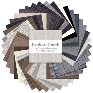 Farmhouse Flannels by Primitive Gatherings  for Moda 1270PPF - £12.00