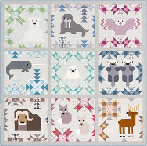 North Star Quilt Pattern EH-043 £16.00