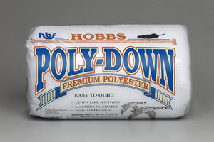 Hobbs Poly-Down Wadding - £8.50/metre