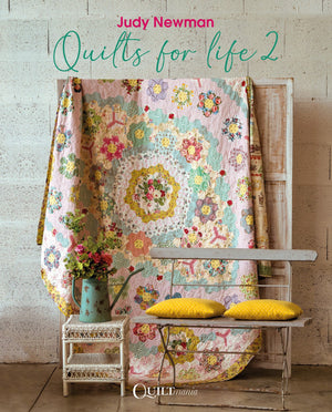 Quilts for Life 2 by Judy Newman QM-QFL2