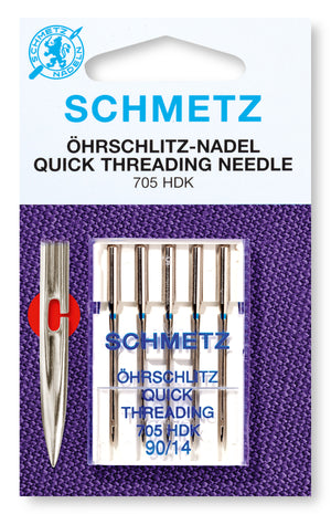 Schmetz Quick Threading Needles - 1791