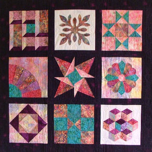 Beginners with Ann Hibberd (2) - Patchwork and Quilting by Machine on Saturday 20th June 2020 - 10am to 4pm