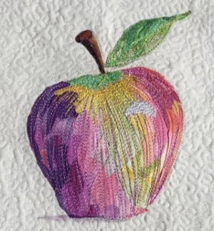 The Apple - with Trease Lane - Saturday, March 30th 2019  10am to 4pm - Suitable for beginners plus  (Sewing machine required)
