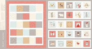 Advent Calendar from Dashwood Studio 1346 Metallic