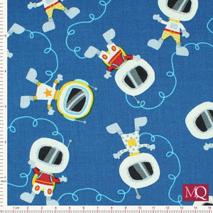 Space Adventure by Swizzle Stick Studio for Studio E 3746-77 £1.40/10cm