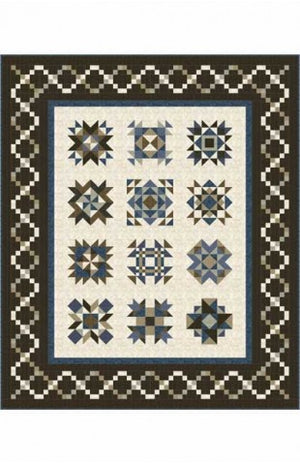Vintage Remembrance - Block of the Month Quilt Pattern