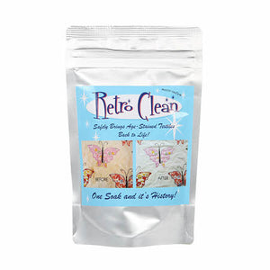 Retro Clean Soak 1lb Bag Unscented # RC001