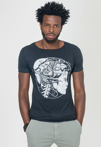 CAMISETA MASCULINA CORTE A FIO JOSS - BELIEVE YOURSELF 02
