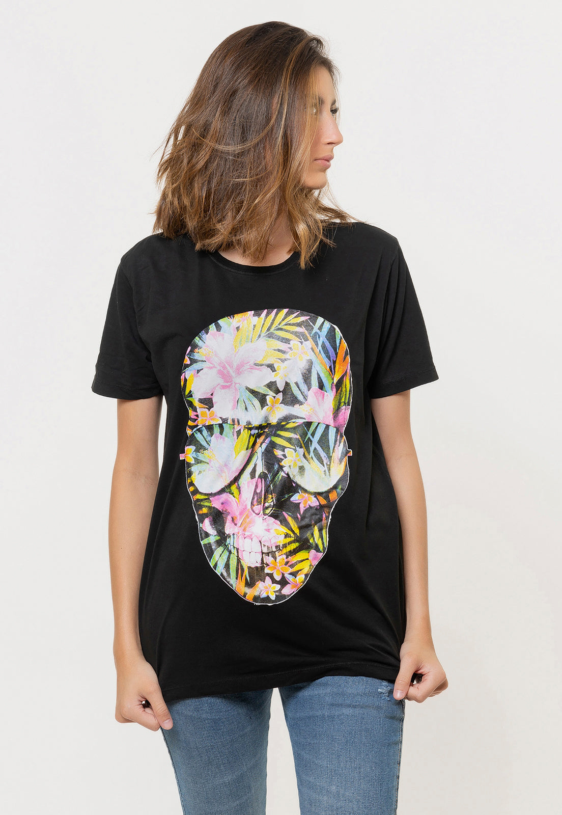 CAMISETA FEMININA ESTAMPADA LGBT JOSS - ROCK LOVE