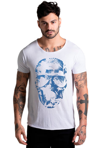 CAMISETA MASCULINA ESTAMPADA BE FREE - INSIGHT