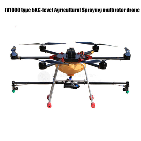 2017 new agricultural machine uav drone crop duster uav
