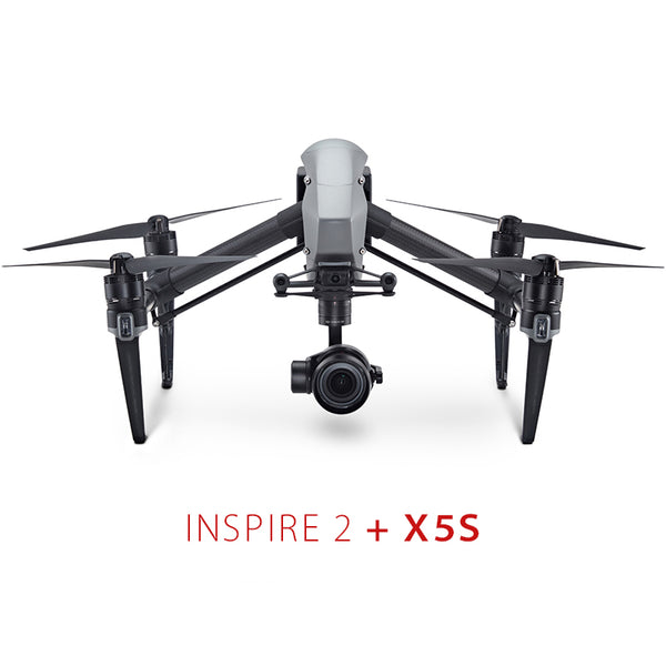 DJI Inspire 2 Drone FPV RC Quadcopter with 4K Video, Spotlight Pro,  intelligent Flight Modes,TapFly, With Zenmuse X4S or X5S