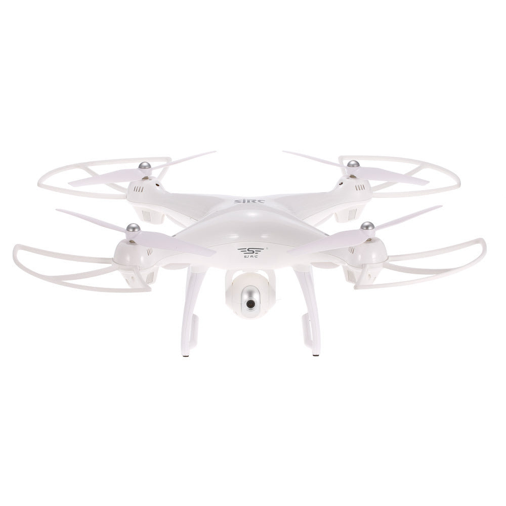 S70w 24ghz Selfie Rc Drone With Camera Hd 1080p Wifi Fpv Altitude Syma Quadcopter X8c Venture 4ch 2 Mp Full White Hold G Sensor Follow Me Mode Gps
