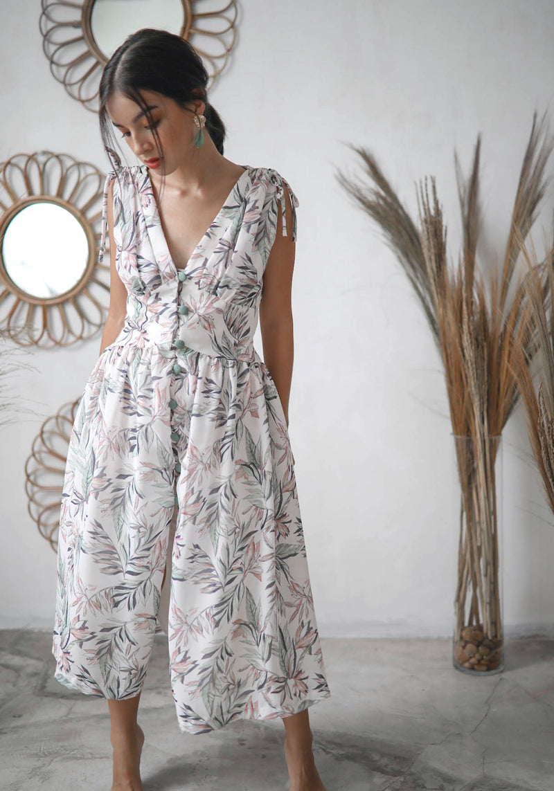 Jardin Day Dress
