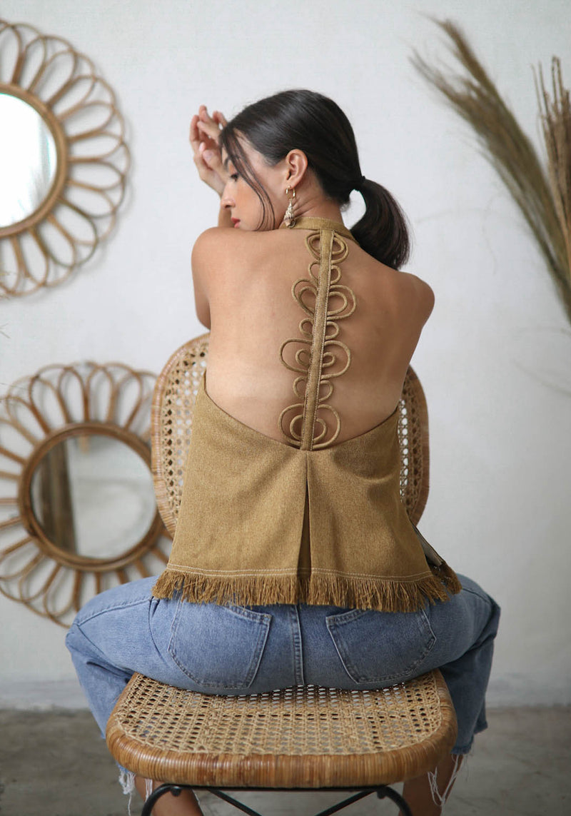 Lazo Back Top