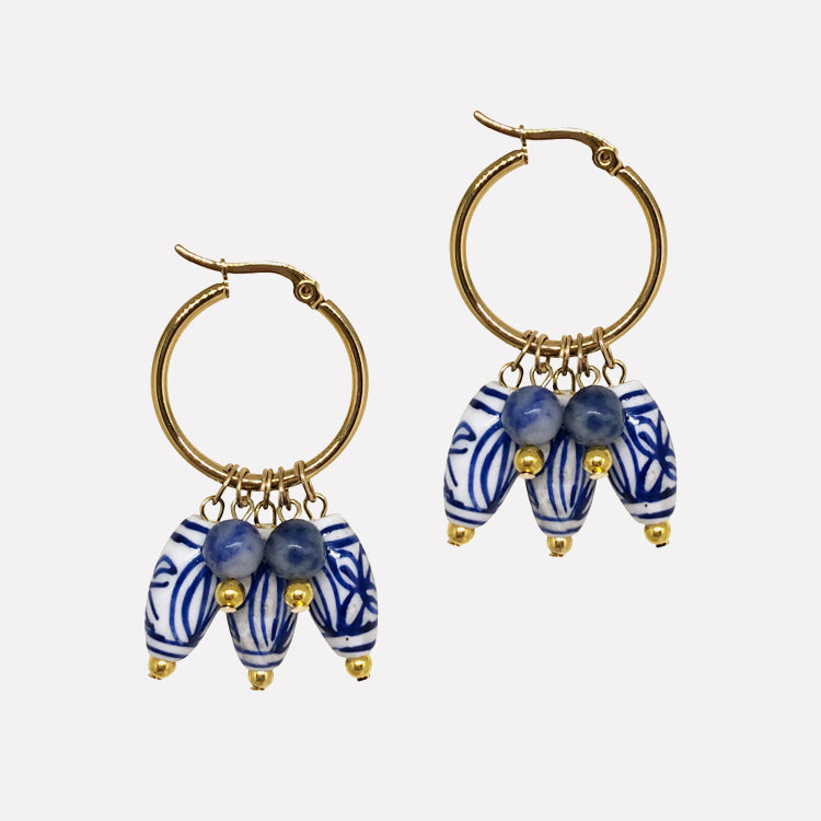 Porcelana Hoops