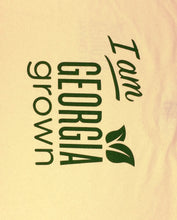 Adult T-Shirt, s/s,  not part of the 100% Georgia Grown Cotton Project, but USA made, Tan
