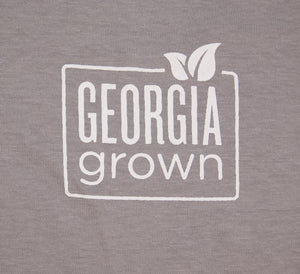 Picture of Georgia Grown logo on left chest