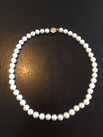 Freshwater Pearl Necklace (42cm)