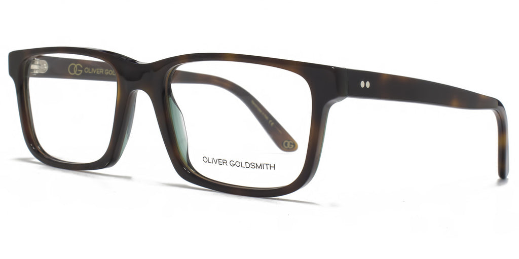 Oliver Goldsmith - Vice President