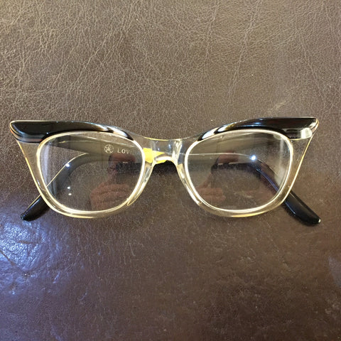 Vintage 1950's - Lovida Cat Eye