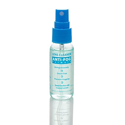 Anti Fog Spray Eyeglass Lens Cleaner