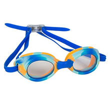 Kids Swim Goggles for Boys and Girls - Adjustable Straps, Silicone Eye Seal, UV Protection and Anti Fog Lenses Swimming Goggle - by Splaqua