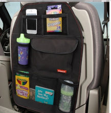 Load image into Gallery viewer, Multi Pocket Car Back Seat Organizer