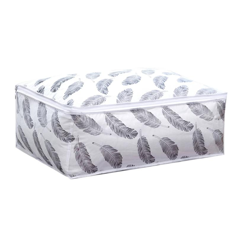 Patterned Storage Bags for Clothes
